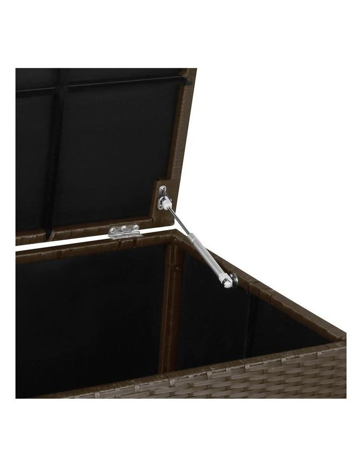 320L Outdoor Wicker Storage Box image 5