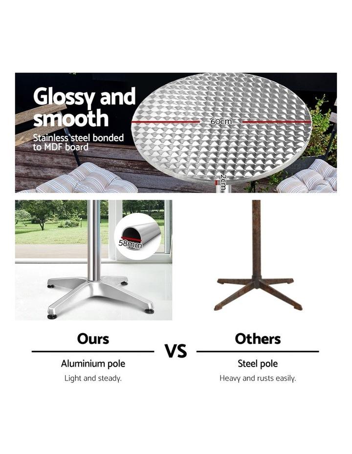Outdoor Bar Table Indoor Furniture image 2