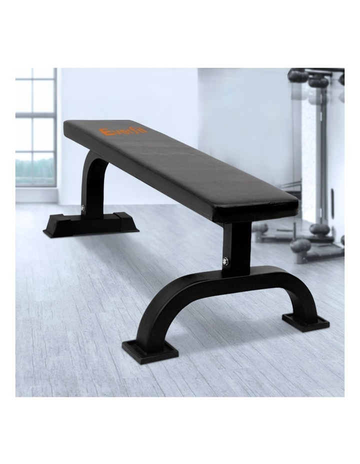 Everfit Fitness Flat Weight Bench image 3