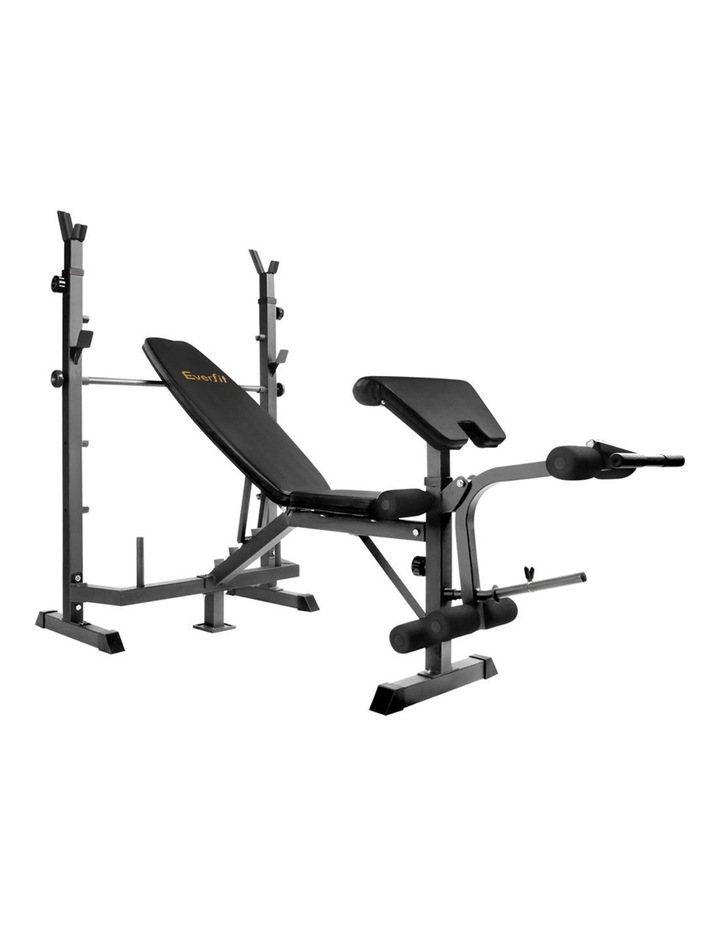 Multi-Station Weight Bench Press image 1