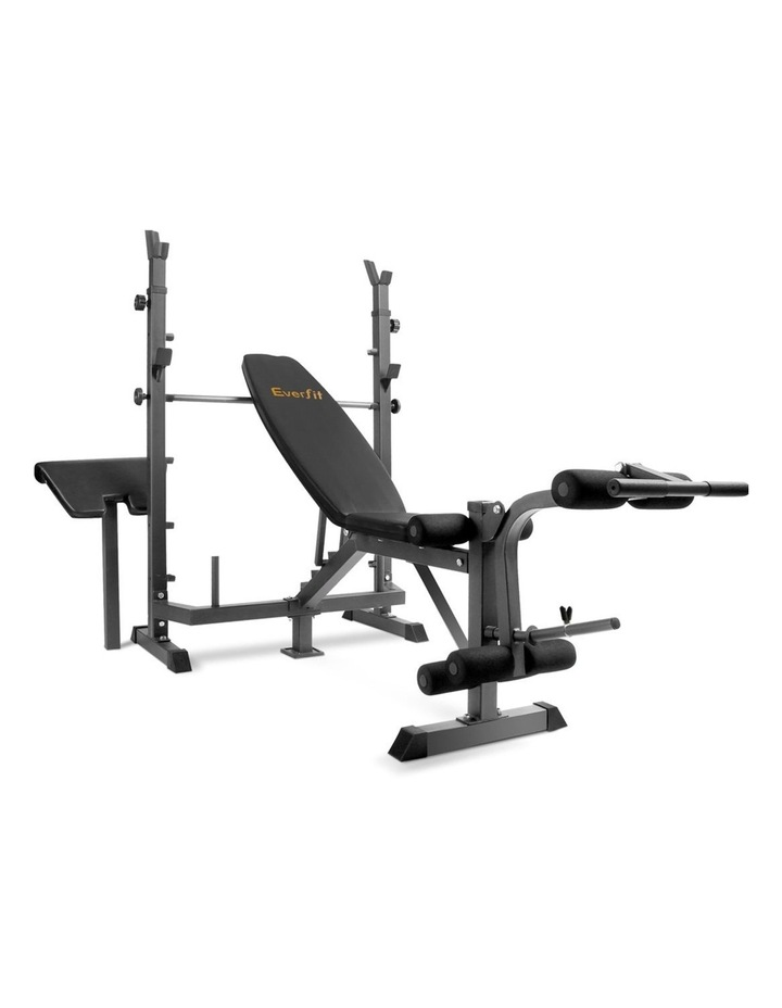 Multi-Station Weight Bench Press image 4