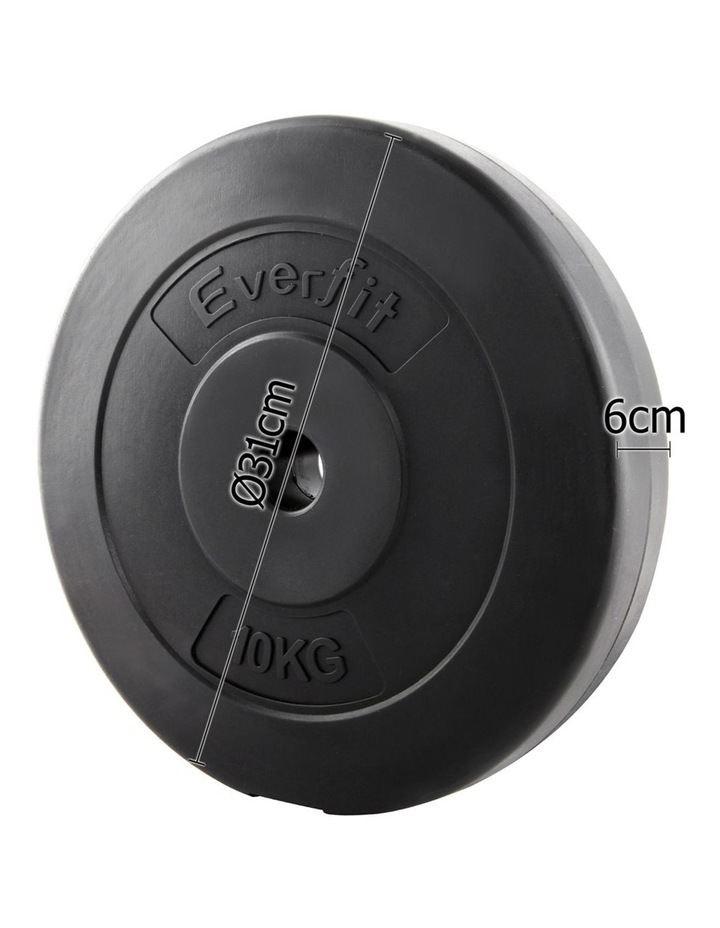 Home Gym Weight Plate 2 x 10KG image 2