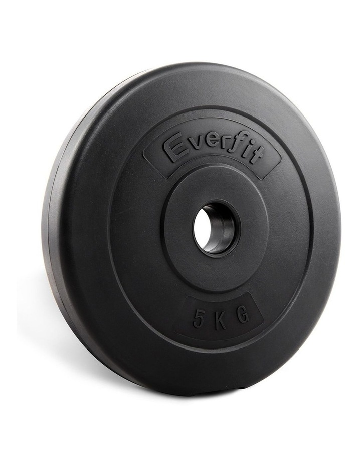 Home Gym Weight Plate 2 x 5KG image 1