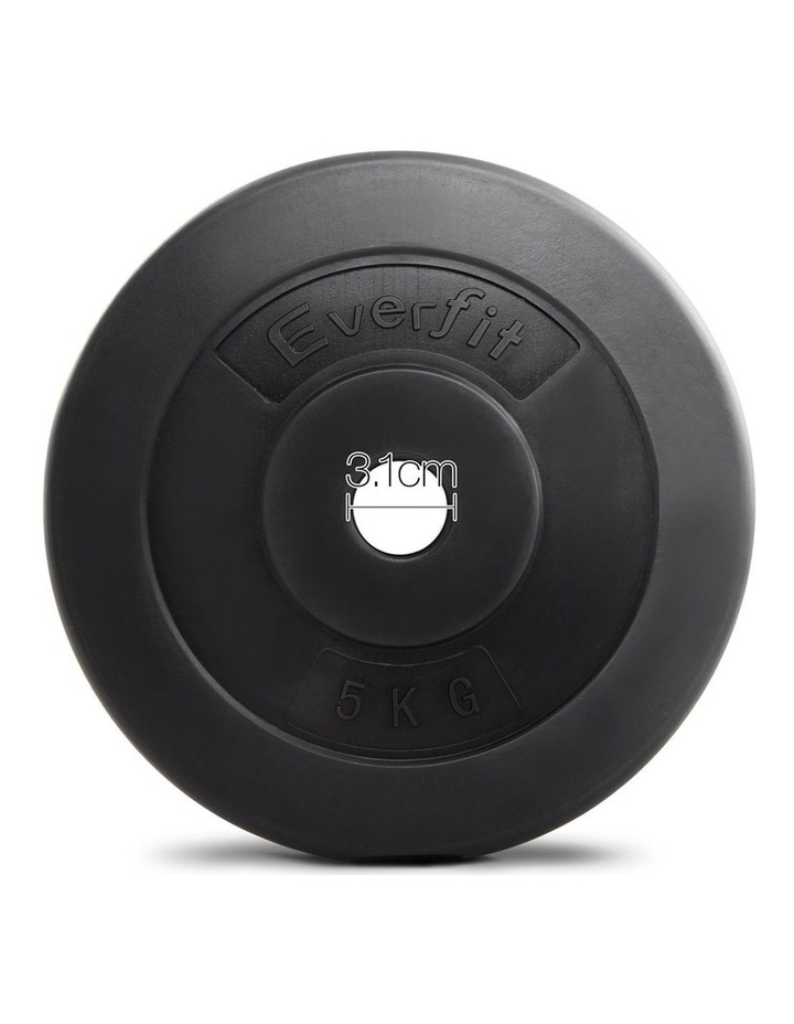 Home Gym Weight Plate 2 x 5KG image 4