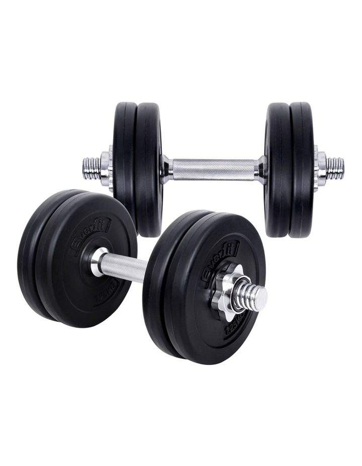 Fitness Gym Exercise Dumbbell Set 15kg image 5