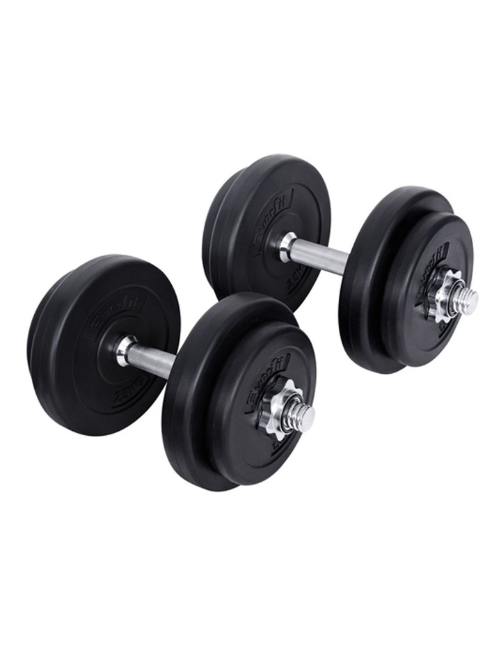 Fitness Gym Exercise Dumbbell Set 20kg image 1