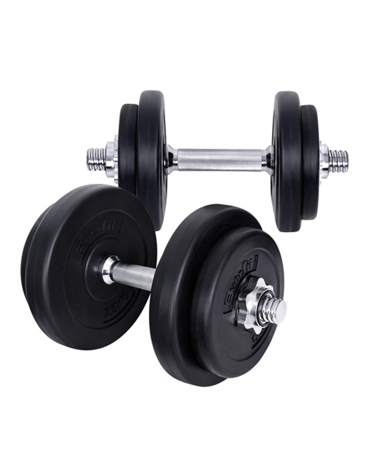 Fitness Gym Exercise Dumbbell Set 20kg image 5