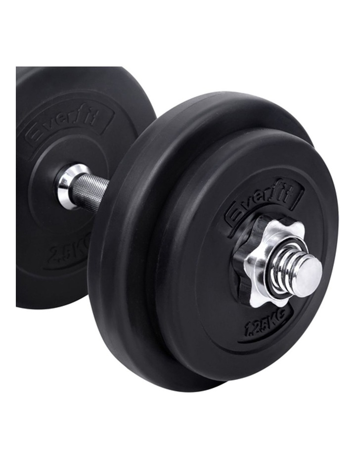Fitness Gym Exercise Dumbbell Set 20kg image 6