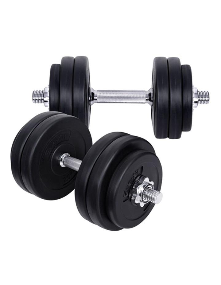 Fitness Gym Exercise Dumbbell Set 30kg image 5