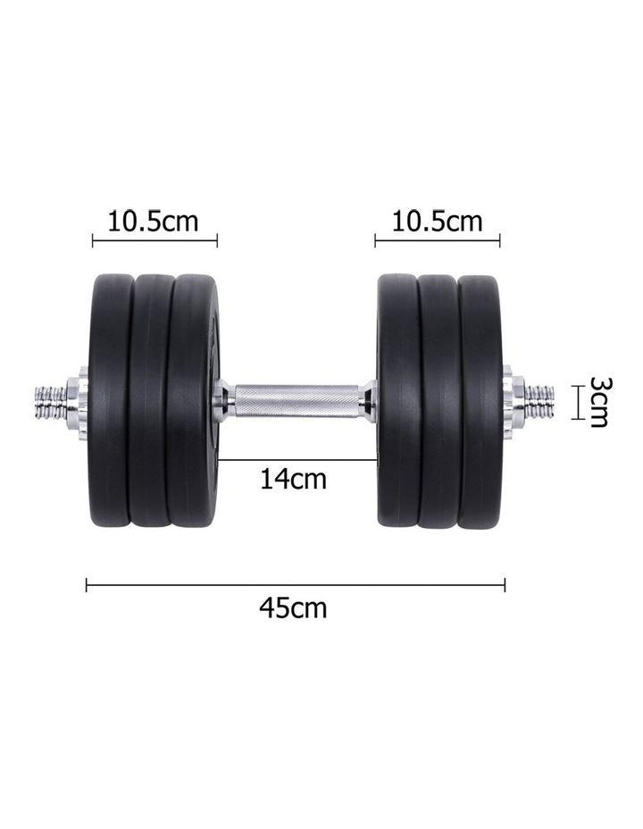 Fitness Gym Exercise Dumbbell Set 35kg image 2