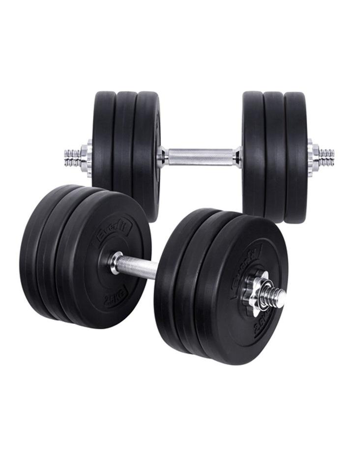 Fitness Gym Exercise Dumbbell Set 35kg image 5