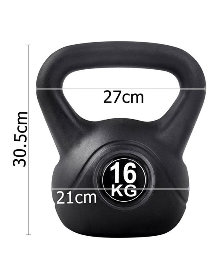 Kettlebells Fitness Exercise Kit 16kg image 2