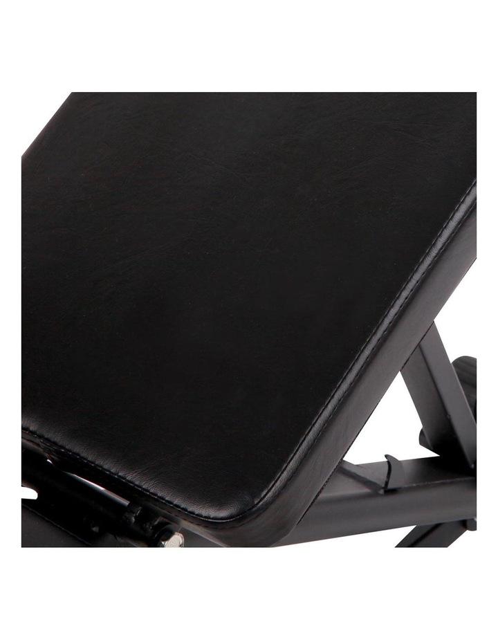 Everfit Adjustable F.I.D Bench with Resistance Bands 118cm image 7