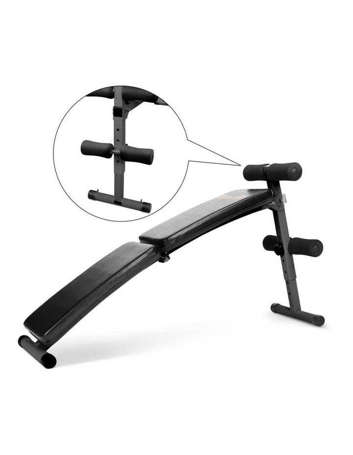 Home Exercise Fitness Adjustable Sit Up Bench image 5