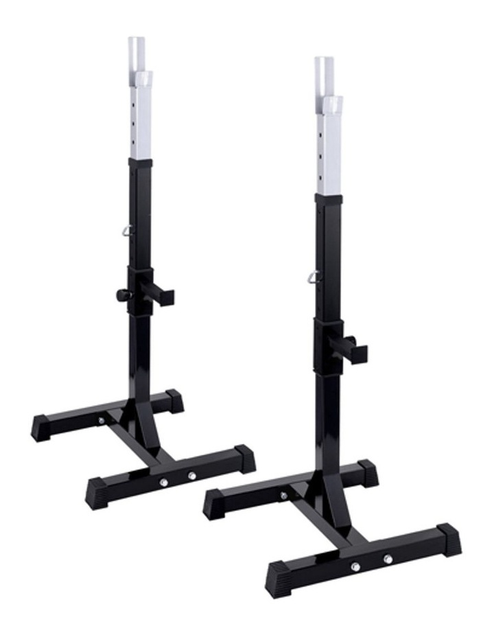 Squat Rack Bench Press Weight Lifting Stand image 1