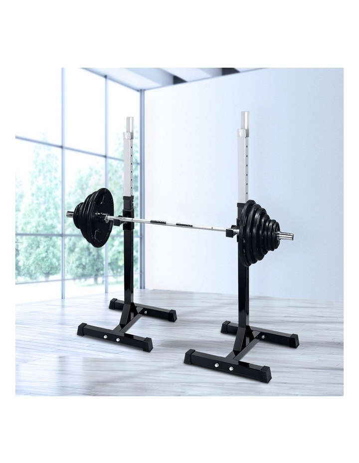 Squat Rack Bench Press Weight Lifting Stand image 3