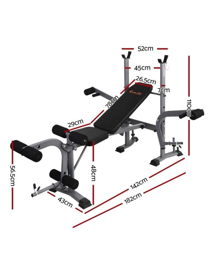 Multi-Station Weight Bench image 2