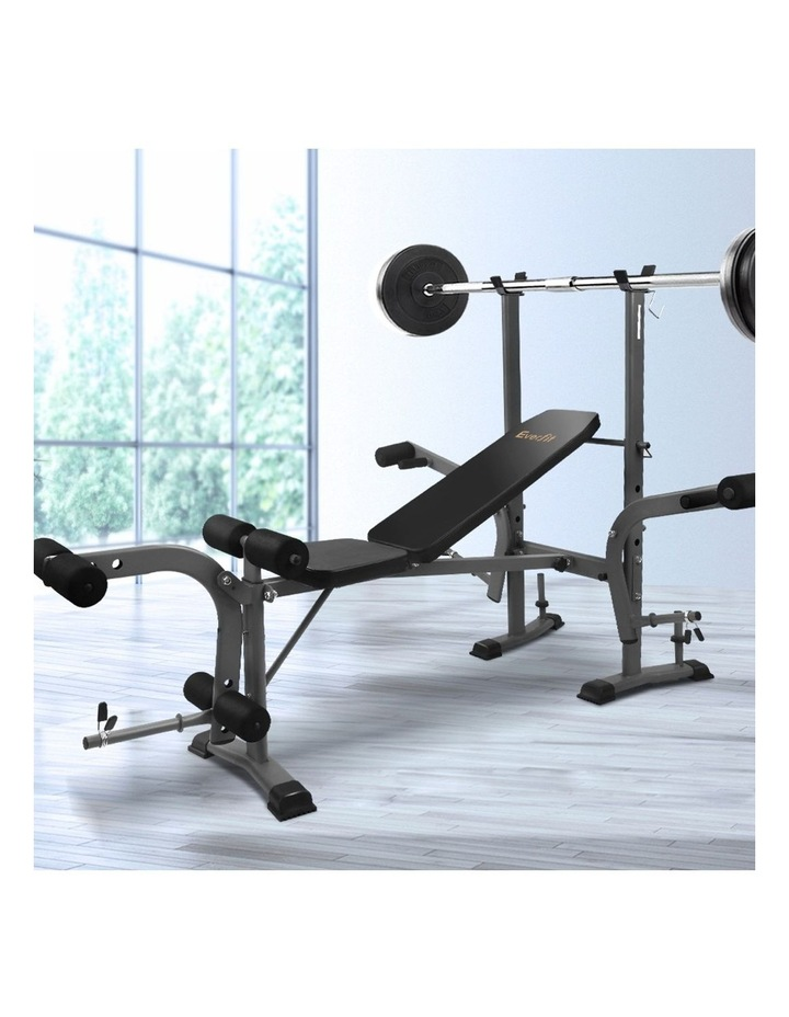 Multi-Station Weight Bench image 3