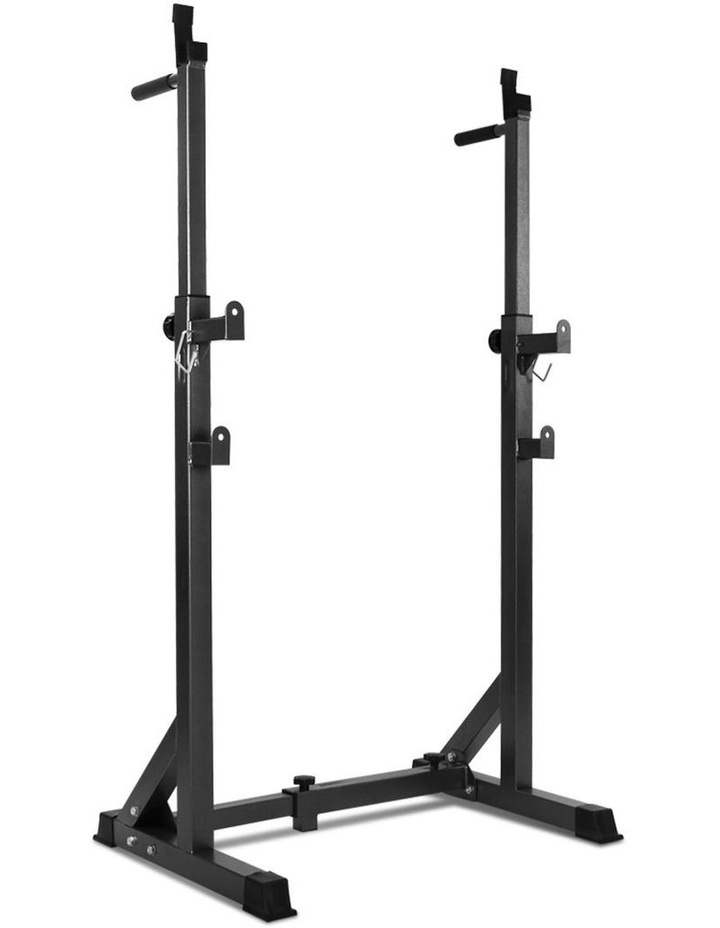 Adjustable Squat Rack image 1