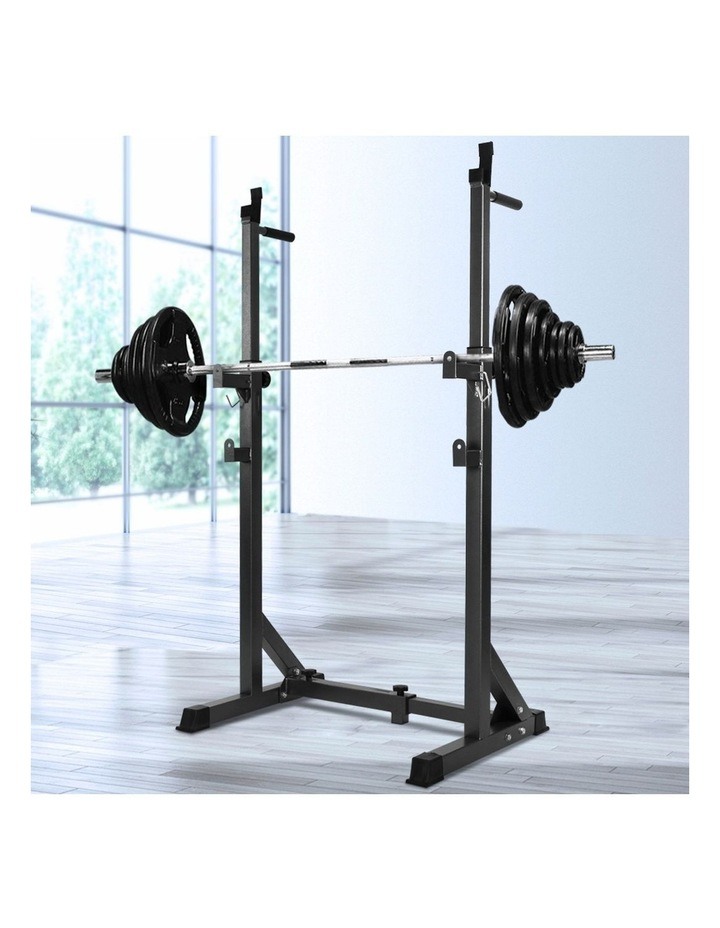 Adjustable Squat Rack image 3