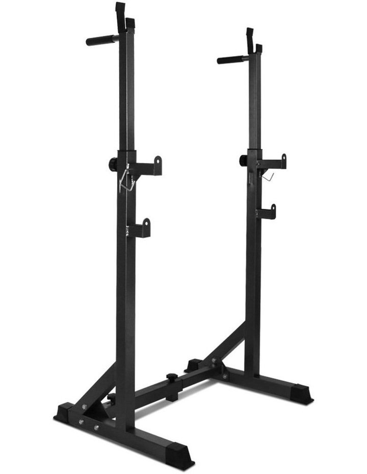 Adjustable Squat Rack image 4