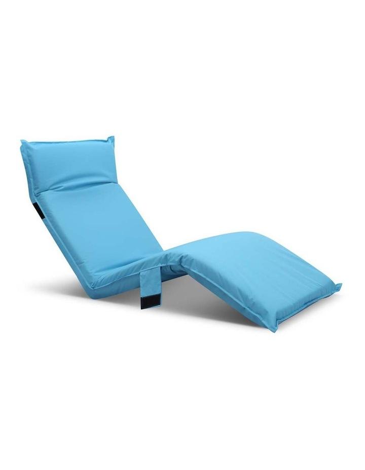 Adjustable Beach Sun Pool Lounger image 1