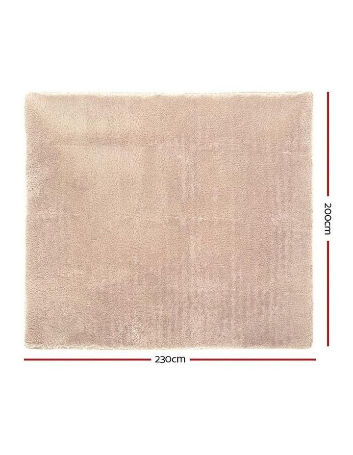 Ultra Soft Shaggy Rug image 2