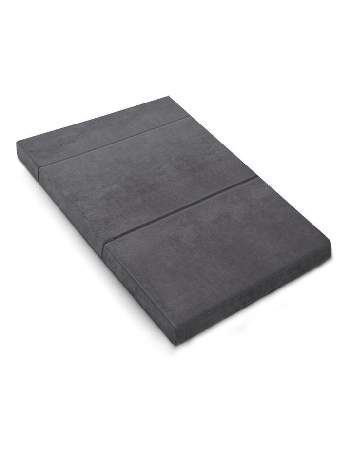 Double Folding Foam Mattress image 1