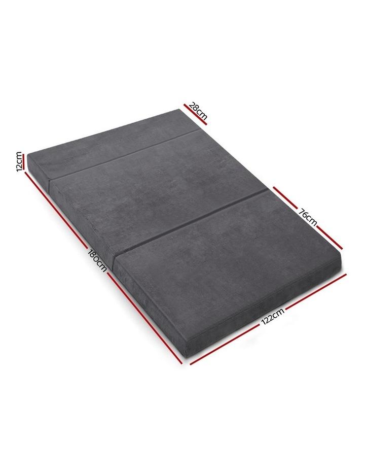 Double Folding Foam Mattress image 2