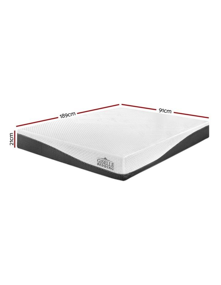 Single Size Memory Foam Mattress image 2