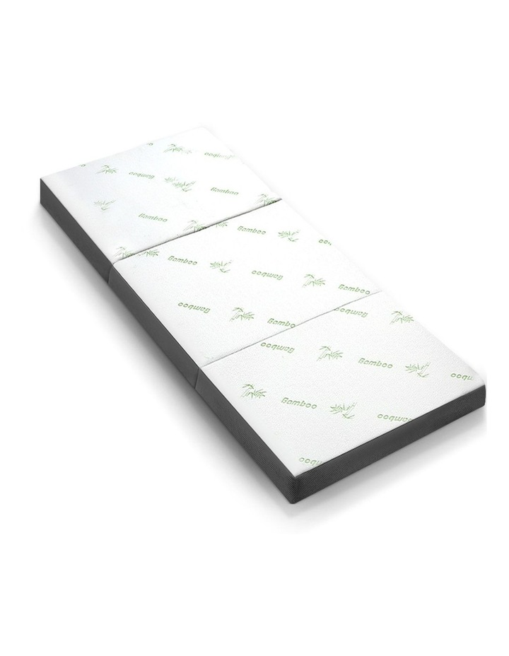 Folding Foam Portable Mattress image 1