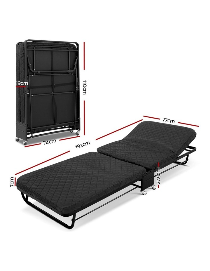 Portable Foldable Bed image 2