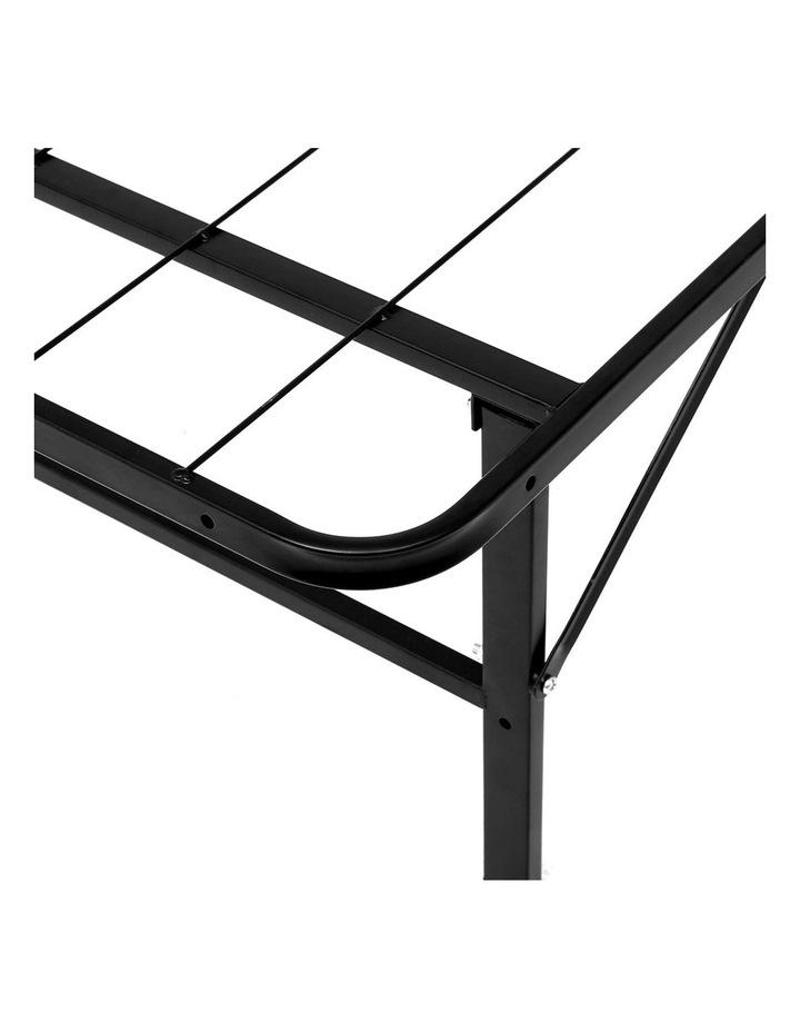 Foldable King Single Metal Bed Frame image 5
