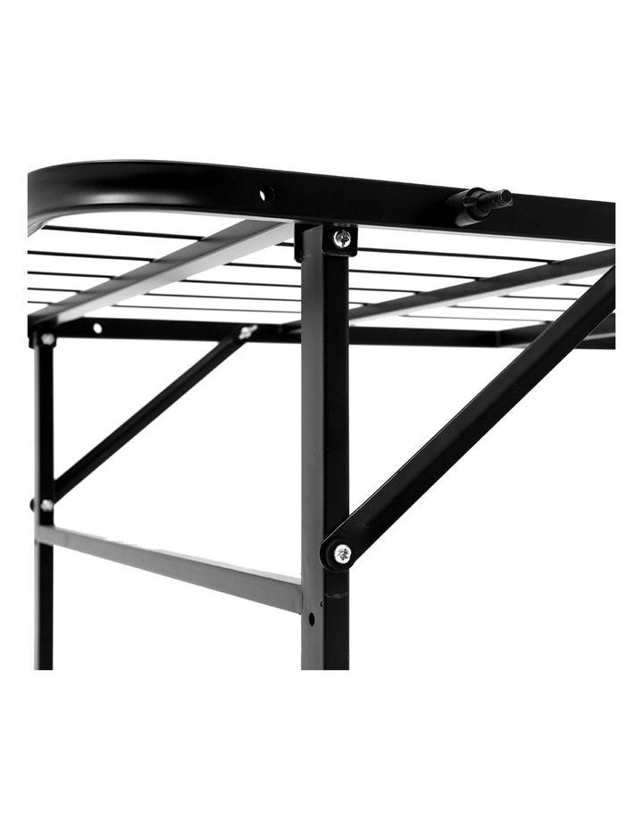 Foldable Queen Metal Bed Frame image 5