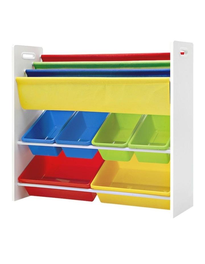 Kids Bookshelf Toy Storage Box image 1