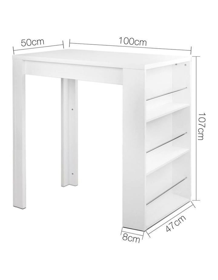 3 Level Storage Bar Table image 2