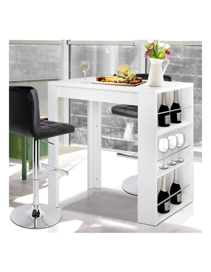 3 Level Storage Bar Table image 3