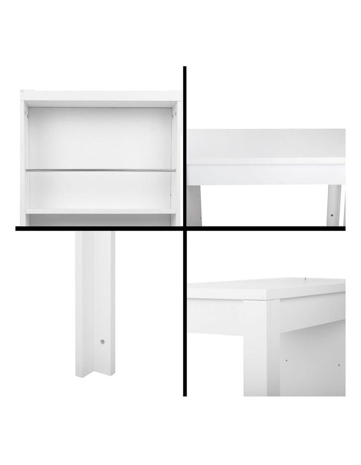 3 Level Storage Bar Table image 7