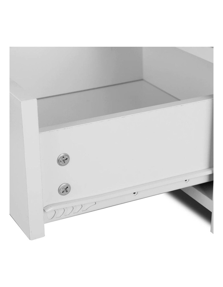 Artiss Bedside Table Drawer - White image 7
