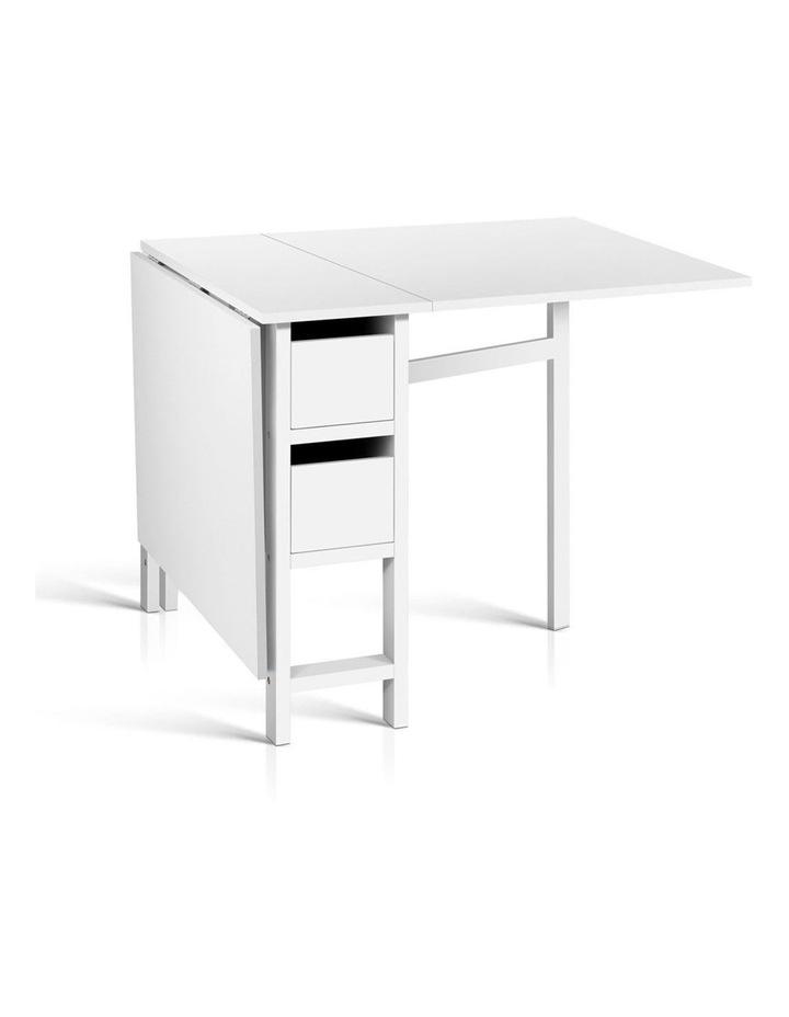 Artiss Gateleg Dining Table image 1