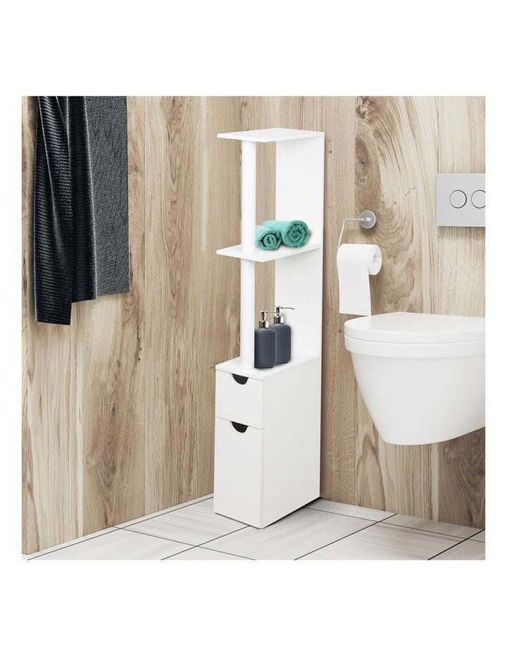 Freestanding Bathroom Storage Cabinet image 3