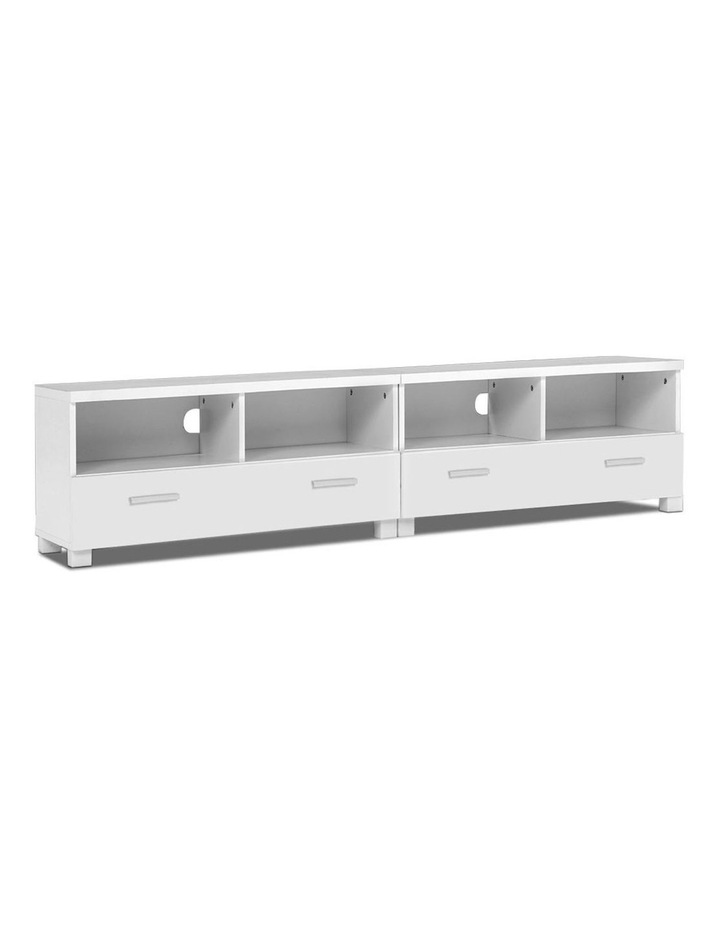TV Stand Entertainment Unit with Drawers image 1