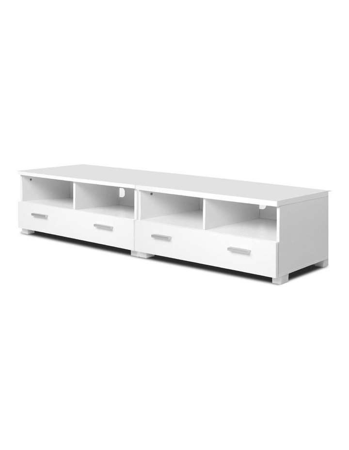 TV Stand Entertainment Unit with Drawers image 4