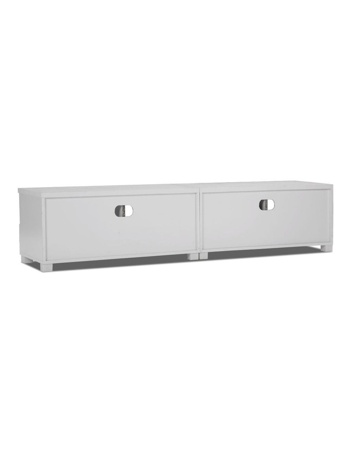 TV Stand Entertainment Unit with Drawers image 5