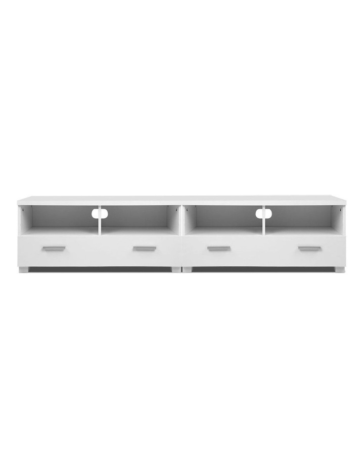 TV Stand Entertainment Unit with Drawers image 6