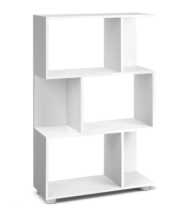 3 Tier Zig Zag Bookshelf image 1