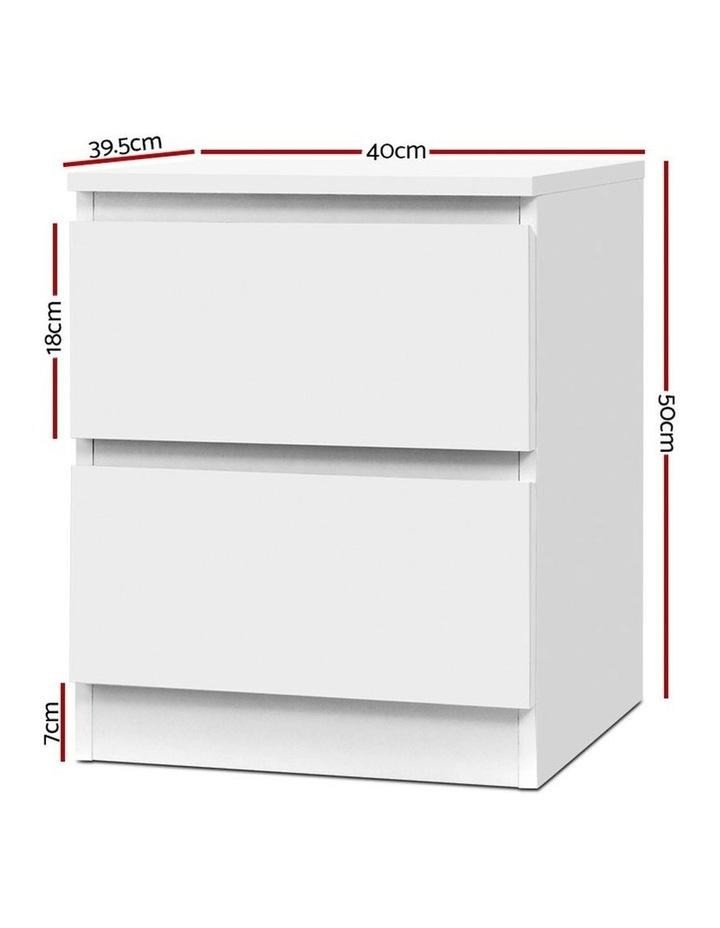 Bedside Table Cabinet image 2