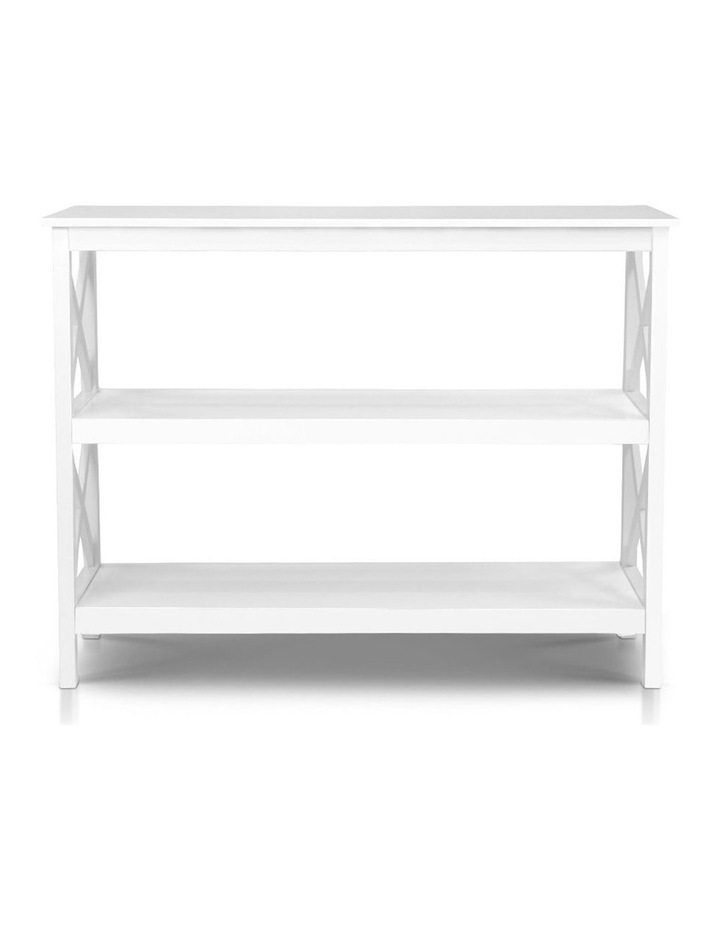 Wooden Storage Console Table image 3
