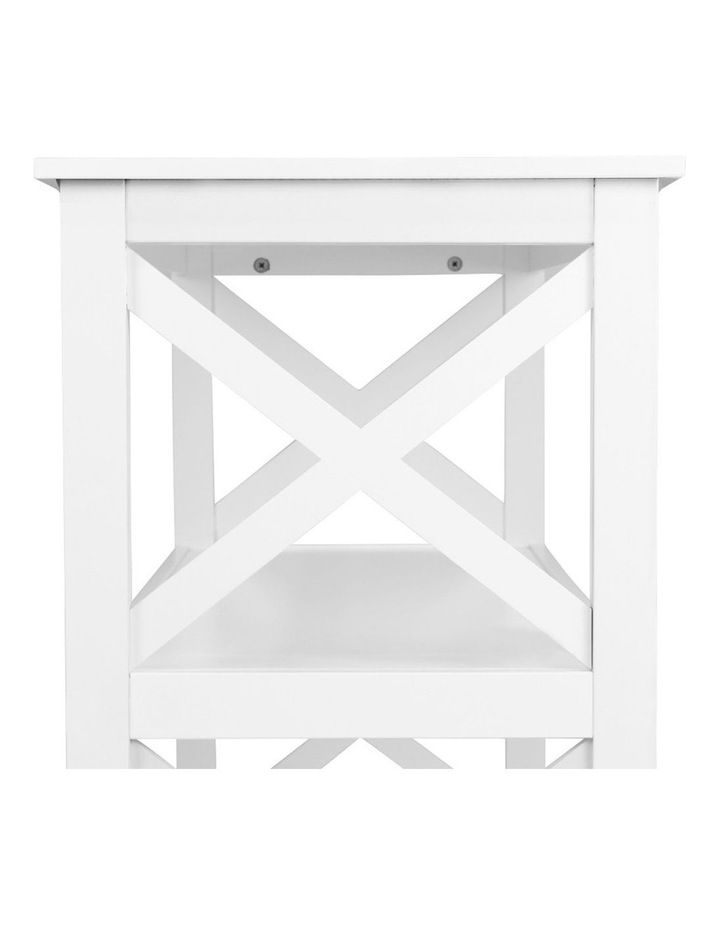 Wooden Storage Console Table image 4