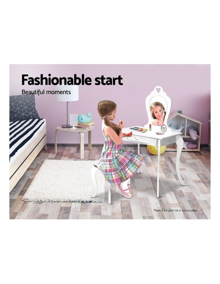 Kids Vanity Dressing Table image 4